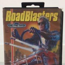 Videojuegos y Consolas: SEGA GENESIS ROADBLASTERS. Lote 141479308