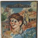 Videojuegos y Consolas: MEGA DRIVE ALEX KIDD SIN MANUAL. Lote 142021834