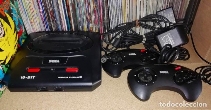 CONSOLA SEGA MEGADRIVE II (Juguetes - Videojuegos y Consolas - Sega - MegaDrive)