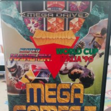 Video Games and Consoles - Mega Games I Sega Megadrive - 143052950