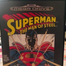 Videojuegos y Consolas: SUPERMAN THE MAN OF STEEL. Lote 143649778
