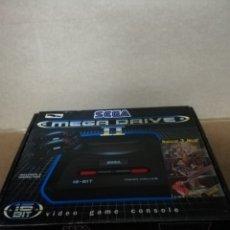 Videojuegos y Consolas: ANTIGUA SEGA MEGA DRIVE II EN CAJA. Lote 143922518