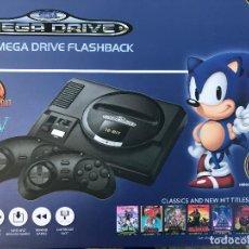 Videojuegos y Consolas: CONSOLA SEGA MEGA DRIVE FLASHBACK. Lote 144010822