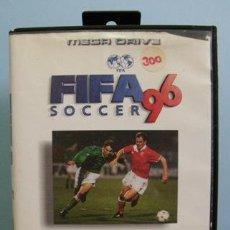 Videojuegos y Consolas: JUEGO FIFA SOCCER 96 - SEGA MEGA DRIVE. Lote 144481830