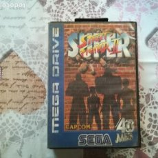 Videojuegos y Consolas: SUPER STREET FIGHTER II MEGADRIVE. Lote 144496566