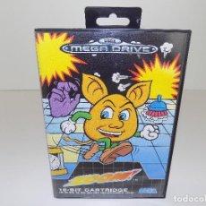 Videojuegos y Consolas: JUEGO SEGA MEGA DRIVE: ZOOM. ORIGINAL AÑOS 80/90. NUEVO, A ESTRENAR!. Lote 144546742