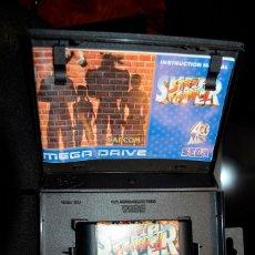 Videojuegos y Consolas: JUEGO SUPER STREET FIGHTER II COMPLETO - FUNCIONANDO. Lote 144858698