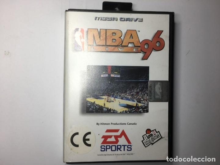 MEGADRIVE MEGA DRIVE NBA LIVE 96 (Juguetes - Videojuegos y Consolas - Sega - MegaDrive)