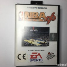 Videojuegos y Consolas: MEGADRIVE MEGA DRIVE NBA LIVE 96. Lote 30837730
