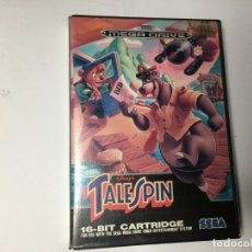 Videojuegos y Consolas: TALESPIN - MEGADRIVE MEGA DRIVE. Lote 38819907
