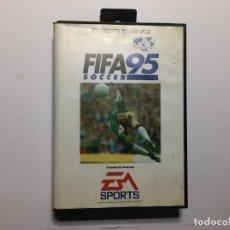 Videojuegos y Consolas: FIFA 95 - SEGA MEGADRIVE - MEGA DRIVE. Lote 53680818
