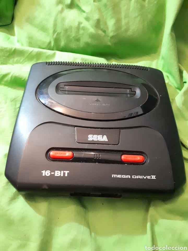 CONSOLA SEGA MEGA DRIVE MEGADRIVE II LEER DESCRIPCIÓN (Juguetes - Videojuegos y Consolas - Sega - MegaDrive)