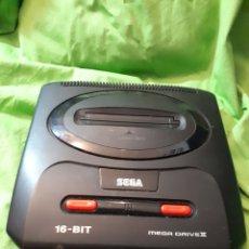 Videojuegos y Consolas: CONSOLA SEGA MEGA DRIVE MEGADRIVE II LEER DESCRIPCIÓN. Lote 145199028