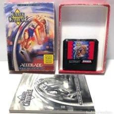 Videojuegos y Consolas: SUMMER CHALLENGE SEGA MEGA DRIVE. Lote 147207578