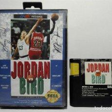 Videojuegos y Consolas: JORDAN VS BIRD SEGA MEGA DRIVE. Lote 147721442