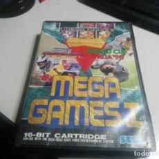 Videojuegos y Consolas: ANTIGUO JUEGO PARA SEGA MEGADRIVE MEGAGAMES 1 . Lote 147842842