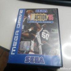 Videojuegos y Consolas: ANTIGUO JUEGO DE CONSOLA SEGA MEGADRIVE NBA 95. Lote 147847918