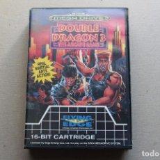 Videojuegos y Consolas: JUEGO SEGA MEGADRIVE MEGA DRIVE: DOUBLE DRAGON 3 THE ARCADE GAME --- SIN INSTRUCCIONES. Lote 147854878