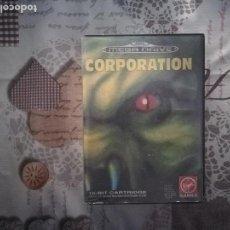 Videojuegos y Consolas: CORPORATION MEGADRIVE. Lote 148293662