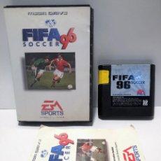 Videojuegos y Consolas: FIFA SOCCER 96 SEGA MEGA DRIVE. Lote 148344306