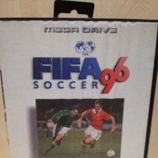 Videojuegos y Consolas: JUEGO SEGA MEGA DRIVE / MEGADRIVE - FIFA SOCCER 96. Lote 150978150