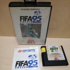 Videojuegos y Consolas: JUEGO SEGA MEGA DRIVE / MEGADRIVE - FIFA SOCCER 95. Lote 150978546