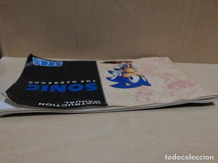 Videojuegos y Consolas: JUEGO SEGA MEGA DRIVE / MEGADRIVE - SONIC THE HEDGEHOG - Foto 8 - 150980078