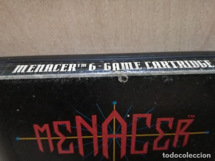 Videojuegos y Consolas: JUEGO SEGA MEGA DRIVE / MEGADRIVE - MENACER - Foto 2 - 150981294