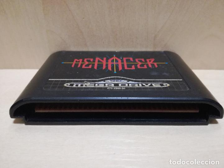 Videojuegos y Consolas: JUEGO SEGA MEGA DRIVE / MEGADRIVE - MENACER - Foto 5 - 150981294