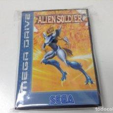 Videojuegos y Consolas: ALIEN SOLDIER. Lote 151447626