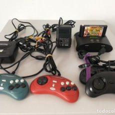 Videojuegos y Consolas: LOTE CONSOLAS MINI RADICA AT GAMES MEGADRIVE. Lote 151794306