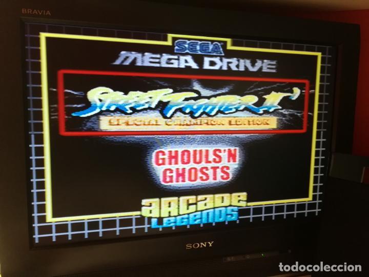 Videojuegos y Consolas: LOTE CONSOLAS MINI RADICA AT GAMES MEGADRIVE - Foto 2 - 151794306