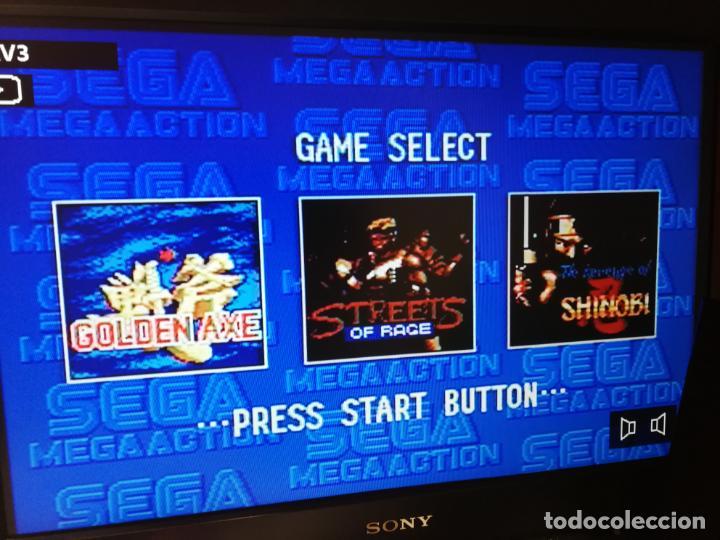 Videojuegos y Consolas: LOTE CONSOLAS MINI RADICA AT GAMES MEGADRIVE - Foto 6 - 151794306