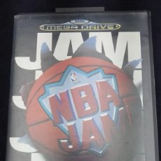 Video Games and Consoles - NBA JAM SEGA MEGADRIVE - 152409842