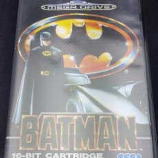 Videojuegos y Consolas: BATMAN PARA MEGA DRIVE FUNCIONANDO SEGA MEGADRIVE. Lote 152410518