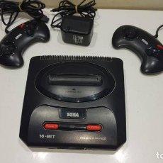Videojuegos y Consolas: CONSOLA SEGA MEGA DRIVE II 2 MEGADRIVE 16 BITS PAL. Lote 152411566