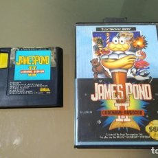 Video Games and Consoles - James Pond II, sin manual - 153061210