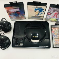 Video Games and Consoles - Sega Mega Drive Lote - 153325976