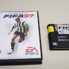 Videojogos e Consolas: J- FIFA 97 SEGA MEGA DRIVE . Lote 155039974