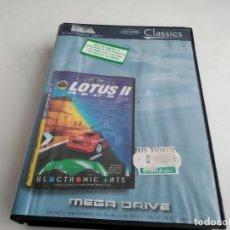Videojuegos y Consolas: JUEGO PARA SEGA MEGADRIVE LOTUS 2. Lote 155081254