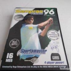 Videojuegos y Consolas: JUEGO PARA SEGA MEGADRIVE SAMPRAS 96. Lote 155081626