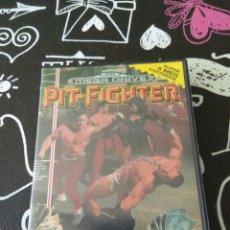 Videojuegos y Consolas: PIT-FIGHTER. MEGADRIVE COMPLETO. Lote 155135982