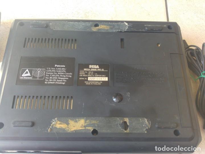 Videojuegos y Consolas: SEGA MEGADRIVE CON MANDO Y CABLES , ORIGINAL 100% Y FUNCIONANDO - Foto 7 - 155464450