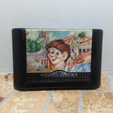 Videojuegos y Consolas: VIDEOJUEGO ALEX KIDD IN ENCHANTED CASTLE CONSOLA SEGA MEGADRIVE . Lote 155689074