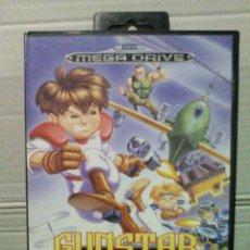 Videojuegos y Consolas: GUNSTAR HEROES MEGADRIVE MEGA DRIVE SEGA. Lote 156015461