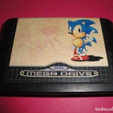 Videojuegos y Consolas: JUEGO SONIC MEGA DRIVE. Lote 156273014