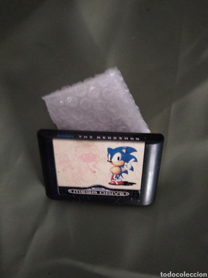 JUEGO SEGA MEGA DRIVE (Juguetes - Videojuegos y Consolas - Sega - MegaDrive)