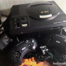 Videojuegos y Consolas: SEGA MEGADRIVE I - CONSOLA. Lote 158897678