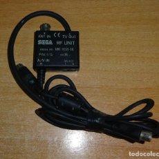 Videojuegos y Consolas: CABLE DE ANTENA RFU OFICIAL DE SEGA MEGA DRIVE - MASTER SYSTEM. Lote 158901254