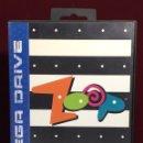 Videojuegos y Consolas: MEGADRIVE ZOOP. Lote 160224656
